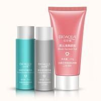 Bioaqua 3 Step Acne Nose Membrane Mask - Masker Pembersih Wajah / Kome
