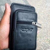 hot|promo Tas Handphone Kulit 6 Inch | Dompet Hp 6 Inch Bahan Kulit Sa