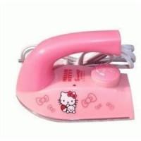 Setrika HELLO KITTY (Small Iron) Mini Iron