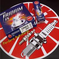 Busi Piaggio Zip 100 - NGK Iridiium CR9EIX Berkualitas