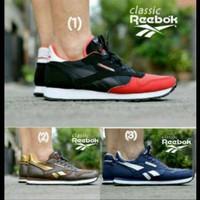Reebok Import Casual Running Joging Olahraga 3 Warna Sesuai No #Toko#g