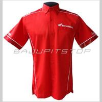 Baju Kemeja Motogp Batik Honda One Heart Kode: Akd030 u/ pria wanita c
