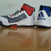 Sepatu Basket Adidas Dual Threat Bb Pria Premium (Sepatu Basket Pria,s