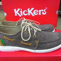 Sepatu Slop Casual Tali Kickers Grade Ori Import Vietnam u/ pria wanit