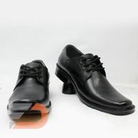 Sepatu Pantofel Pria Bahan Kulit Sapi Asli Tl 201 u/ pria wanita unise