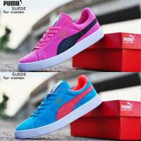 Sepatu Original Premium Puma Sneakers Women Kets Running Olahraga Wani