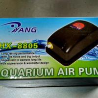Harga pompa udara aquarium aerator yang 8805 u pria wanita hobi | WIKIPRICE INDONESIA