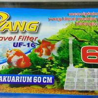 Harga yang uf 16 undergravel filter aquarium u pria wanita hobi aquarium | WIKIPRICE INDONESIA
