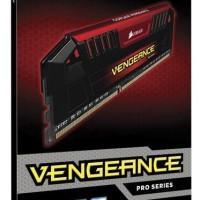 Corsair DDR3 Vengeance Pro Red PC12800 8GB (2X4GB) - CMY8GX3M2A1600C9R