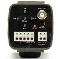 VISIO Zoom CCD Camera with Remote Control