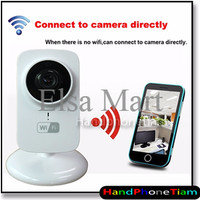 Terlaris IP Camera Mini Wifi Webcam Nirkabel Audio 720 HD