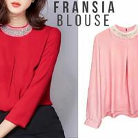 FRANSIA blouse