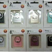 iRing Handphone Stand Holder Pilih Warna (Kualitas Bagus Sesuai Foto)