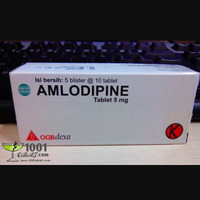 Amlodipin 5mg / Ready