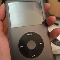 Apple IPod Classic 7th 120GB Grey