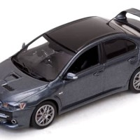 Vitesse Mitsubishi Lancer Evolution X Final Edition Grey