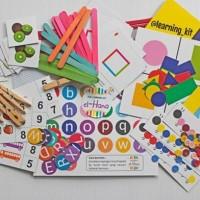 El Hana | Elhana First Busy Bag (Edisi Terbaru). Mainan Edukasi Anak