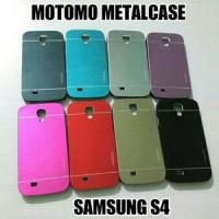 Metal case motomo Samsung S4 (hardcase aluminium cover casing)