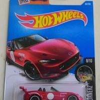 Hot wheels Hotwheels '15 Mazda MX-5 Miata