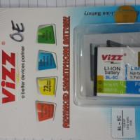 battery batt batre baterai double power vizz bl5c nokia n70 3650