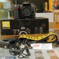 [SECOND] NIKON D7000 BO MULUS@GUDANG KAMERA JAKARTA