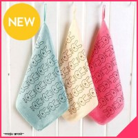 Lap Tangan Barang / Hand Towel Halus Serap Air GAMBAR KELINCI