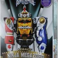 harga DX DIECAST Legacy Ninja Megazord Power Rangers The Movie Zord Ranger Tokopedia.com