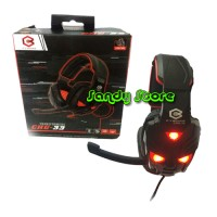 Headset Gaming Cyborg CHG-33 Transformers