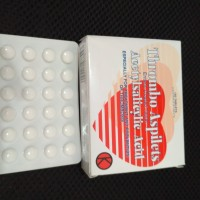 Thrombo aspilets isi 30 tablet tromboaspilet thrombo aspilet