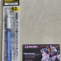 GUNDAM MARKER MECHANICAL PENCIL SHARP 0.3 MM