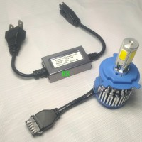LAMPU UTAMA LED H4 / HS1 GARANSI | LAMPU MOBIL LED