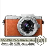 PROMO Panasonic Lumix GF 8 GF8 Kit 12-32 Berkualitas