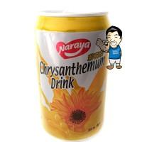 Naraya Bunga Krisantemum 300ml- Minuman kaleng