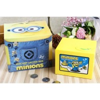 Jual Celengan Minions Pencuri Koin - Mischief sacing Box Murah