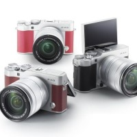 Fujifilm X-A3 / XA3 Kit XC 16-50mm - Garansi Resmi Fujifilm Indonesia