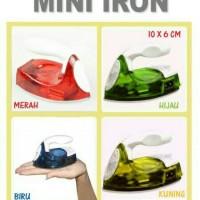 Setrika Mini / Mini Iron / Mini Travel Iron