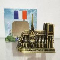 harga Miniatur Notre-Dame de Paris Tokopedia.com