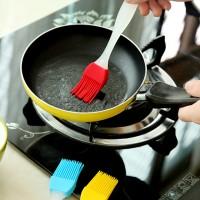 Kuas Roti Barbeque silikon food brush silicone cake mentega Dapur kue