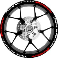 harga Stiker Motor Honda Tiger revo Tokopedia.com