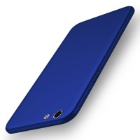 OPPO F1s Baby Skin Full Cover Ultra Thin Hard Case Blue 117508