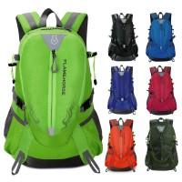 Flame Horse Waterproof Tas Ransel Gunung 40L 40 L Hiking Backpaker