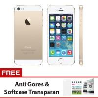 Apple iPhone 5S 32GB Gold Original Garansi 1 Tahun