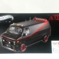harga A team hot wheels elite 1:18 diecast ateam the a-team die cast Tokopedia.com