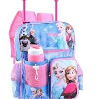 Tas Ransel,Tas Troly Sekolah Anak Gambar Frozen mw322