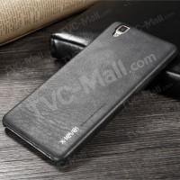 X-level Vintage Oppo R7 / R7s Leather Hardcase Back Cover Case Kulit