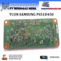 T-CON SAMSUNG PS51D450   Spare Part TV SAMSUNG