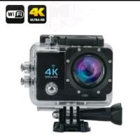 Paket Komplit Action Sports Cam 4K Ultra HD Wifi + TONGSIS +memory