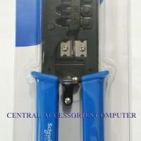 TANG CRIMPING (CRIMPING TOOL) SCHNEIDER DIGILINK RJ45 DAN RJ11