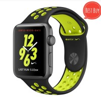 Apple Watch 42mm Space Grey - Volt Nike+ Sport Band