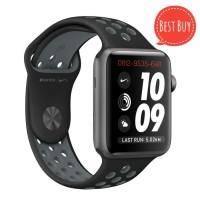 Apple Watch 42mm Space Grey - Black Nike+